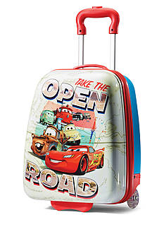 American Tourister 18-in. Cars Hard Side Upright