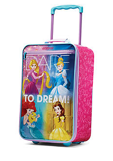 American Tourister 18-in. Princess Soft Side Upright