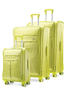 American Tourister Colora Spinners - Lime Green