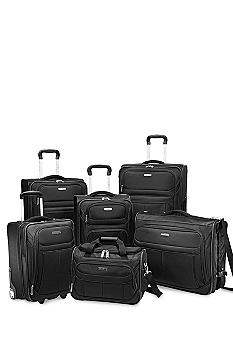 Samsonite Aspire Sport Black Luggage Collection