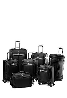 Samsonite Silhouette Sphere Black Luggage Collection