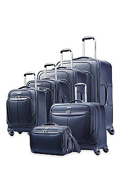 Samsonite Silhouette Sphere Blue Luggage Collection