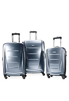Samsonite Winfield Hardside Luggage Collection - Blue Slate