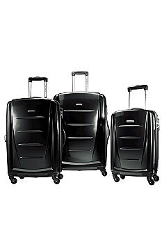Samsonite Winfield Hardside Luggage Collection - Black