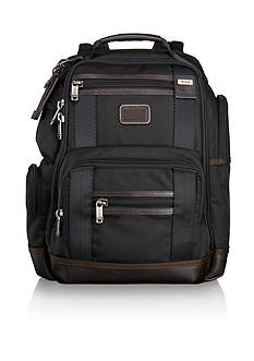 Tumi Alpha Bravo Kingsville Deluxe Brief Pack