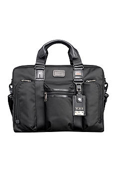 Tumi Alpha Bravo McNair Slim Brief