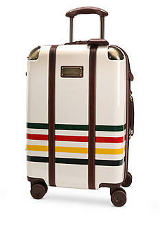 Ricardo Beverly Hills Pendleton Glacier National Park Collection - Ivory White