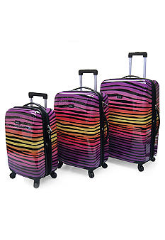 Nicole Miller Nicole Miller Hardside Luggage Collection