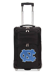 Denco UNC Tar Heels Luggage 20-in. Carry On