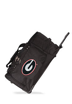Denco Georgia Luggage 27-in. Rolling Duffle