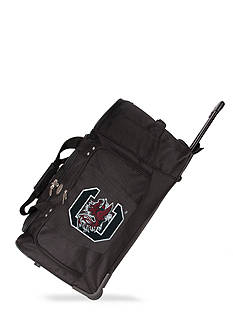 Denco South Carolina Gamecocks Luggage 27-in. Rolling Duffel