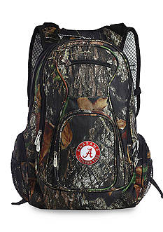 Denco Alabama Crimson Tide Camouflage Backpack