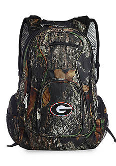 Denco Georgia Bulldogs Camouflage Backpack