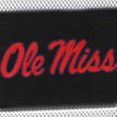 Spinner Luggage: Silver Denco Ole Miss Rebels Hardside 20-in. Spinner - Online Only