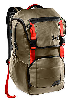 Under Armour Ruckus Backpack in Canvas with Fuego