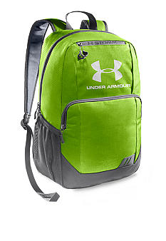 Under Armour Ozzie Backpack in Hyper Green with Graphite