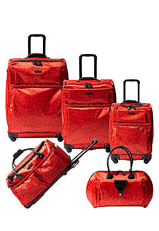 Betsey Johnson Glam Rock Luggage Collection