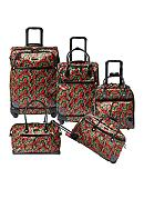 Betsey Johnson® Punk Rock Luggage Collection
