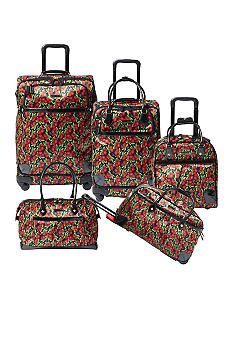 Betsey Johnson Punk Rock Luggage Collection