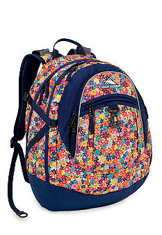 High Sierra Fatboy Backpack - Prairie Flower