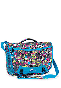 High Sierra Tank Messenger Bag - Blossom Flower