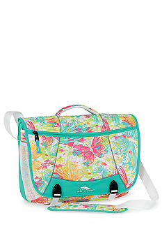 High Sierra Tank Messenger Bag - Bright Flight