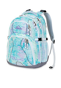High Sierra Swerve Backpack - Snake Dye