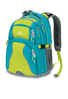 High Sierra Swerve Backpack - Tropic Teal