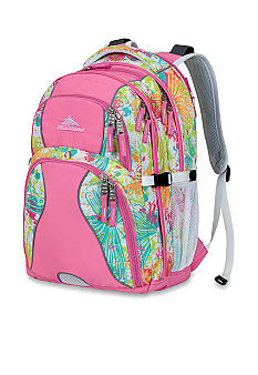 High Sierra Swerve Backpack - Bright Flight