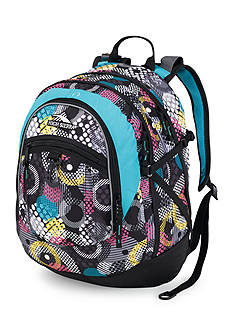 High Sierra Fatboy Backpack - O'Mod Tropical Teal