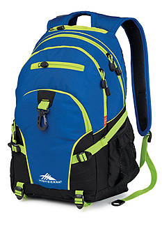 High Sierra Loop Backpack - Royal Cobalt