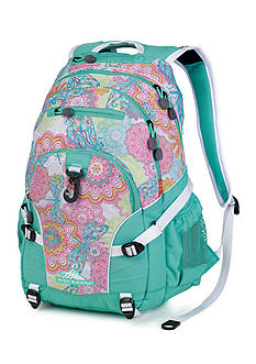 High Sierra Loop Daypack - Henna Dragonfly