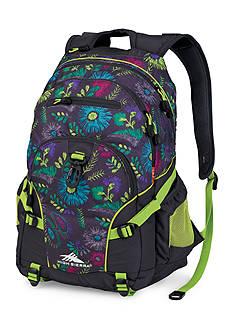 High Sierra Loop Backpack - Flower Stitch