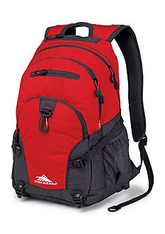High Sierra Loop Backpack - Crimson