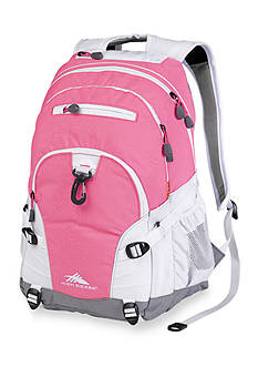 High Sierra Loop Backpack - Pink Lemonade