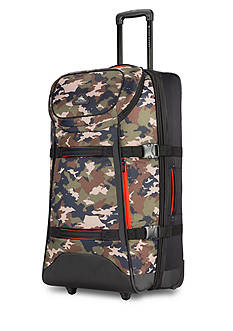 High Sierra AT LIT 32-in. Wheeled Duffel Upright