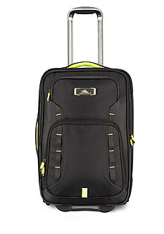 High Sierra AT8 Wheeled Carry On with Pack N Go Backpack