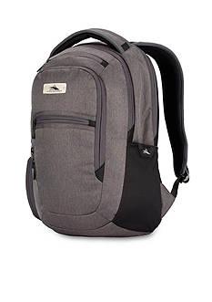 High Sierra UBT Slim Backpack - Mercury