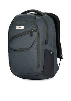 High Sierra UBT Backpack - Black