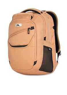 High Sierra UBT Backpack - Sand
