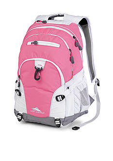 High Sierra Loop Pink Lemonade Backpack