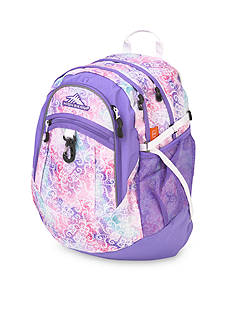 High Sierra Fatboy Delicate Lace Backpack
