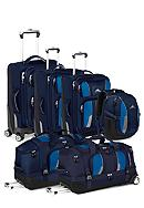 High Sierra Endeavor True Navy Luggage Collection