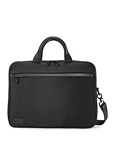 Hartmann Minimalist Single Briefcase Black - Online Only