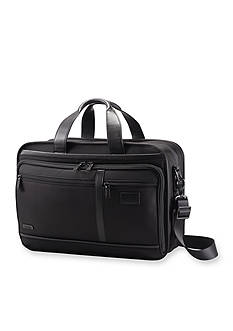 Hartmann Hypertex Double Compartment Expandable Brief - Black