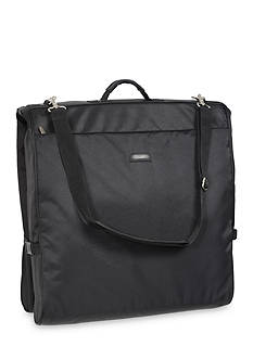 WallyBags 45-in. Framed Garment Bag with Shoulder Strap - Online Only