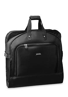 WallyBags 45-in.Mid Length Framed Bi-Fold Garment Bag - Online Only