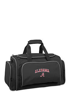 WallyBags Alabama Crimson Tide 21-in. Collegiate Duffel - Online Only