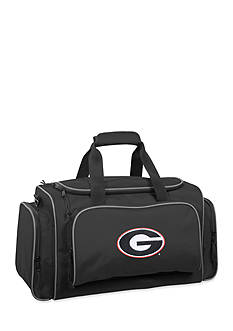 WallyBags Georgia Bulldogs 21-in. Collegiate Duffel - Online Only