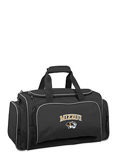 WallyBags Missouri Tigers 21-in. Collegiate Duffel - Online Only